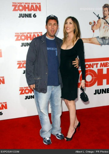 Adam Sandler and Wife 10 Interesting Adam Sandler Facts
