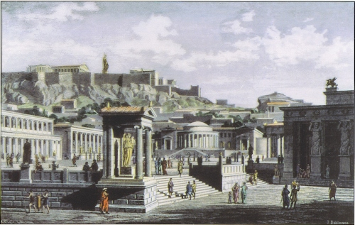 Ancient Athens Facts
