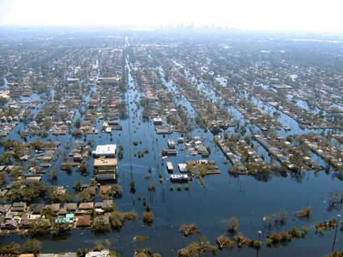 Hurricane Katrina and Flooding