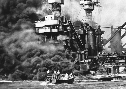 Pearl Harbor and Japan