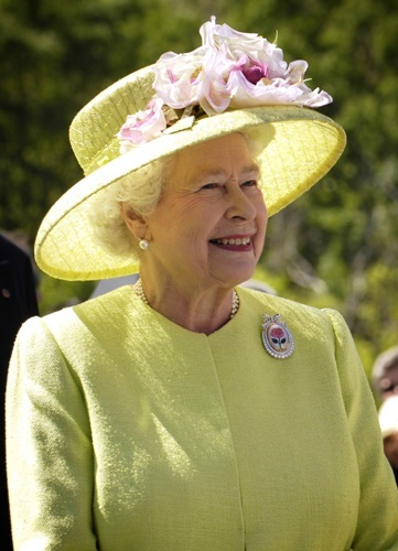 Queen Elizabeth II Now