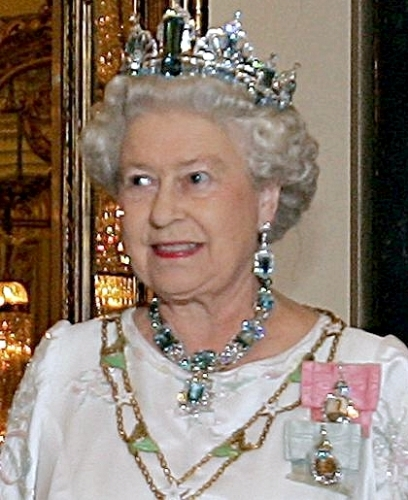 Queen Elizabeth II Old