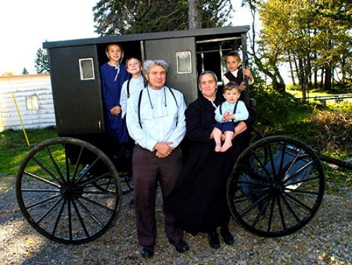 amish people facts