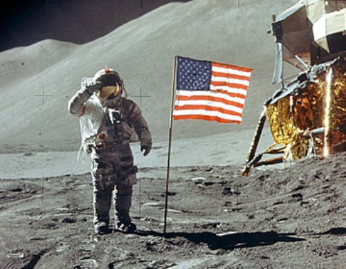 apollo 11 mission landing on the moon - photo #7