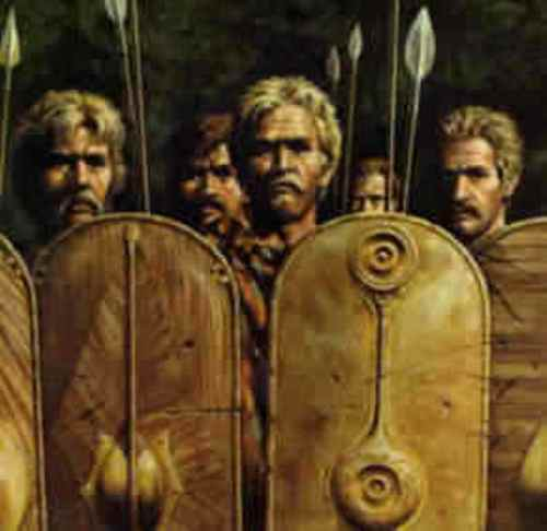 armed celts