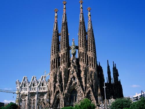 Barcelona Attraction