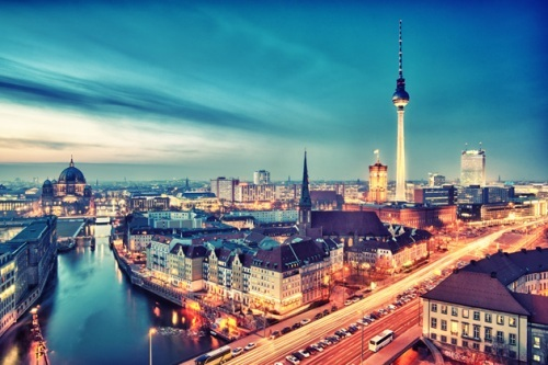 Berlin Germany facts