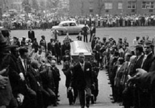 Billie Holiday Funeral