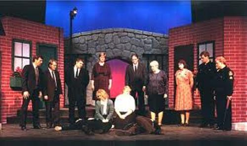 Blood Brothers Cast