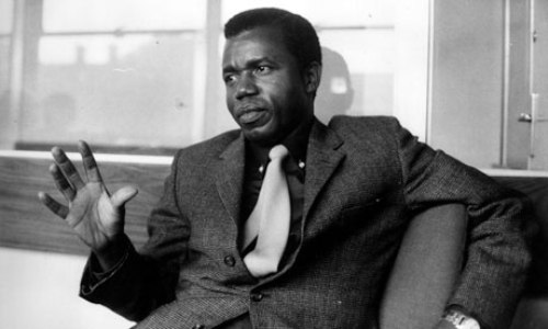 Chinua Achebe Young