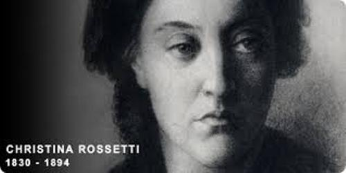 Christina Rossetti fact