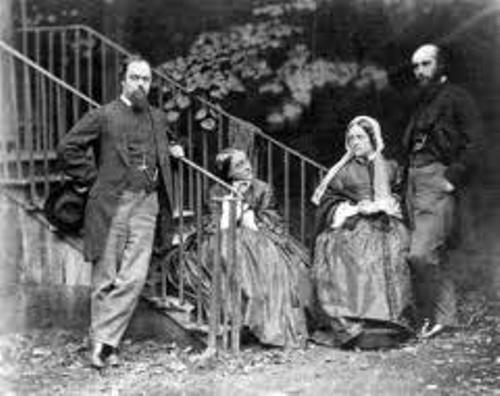 Christina Rossetti family