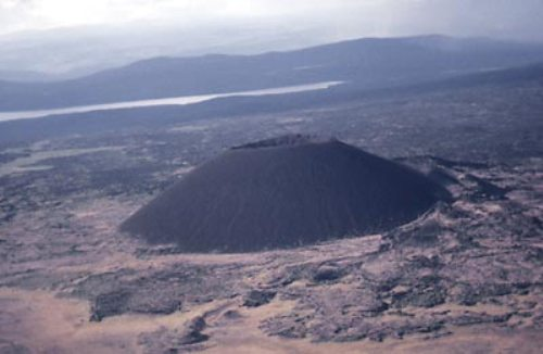 Cinder Cone Volcanoes Facts