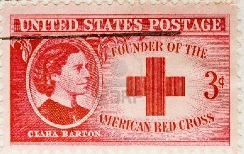 Clara Barton stamp 10 Interesting Clara Barton Facts