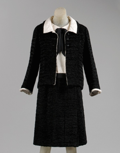 Coco Chanel suit