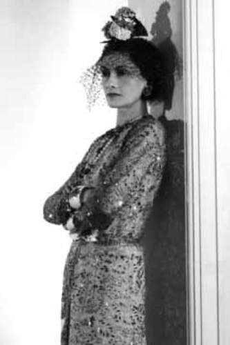 Coco Chanel Fashion Designer Died On January The Art Of Mike Mignola