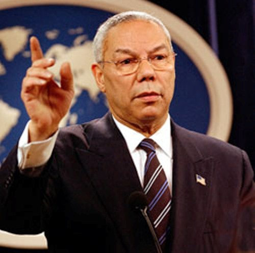 Colin Powell facts