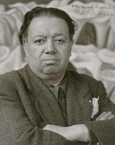 Diego Rivera facts