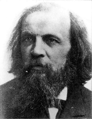 dmitri mendeleev research paper Dmitri mendeleev (1834-1907), the scientist most closely associated with  an  extract from mendeleev's alcohol paper serves to illustrate the shaky theoretical.