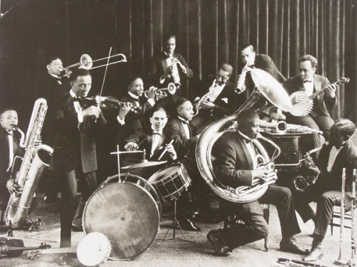 blues orchestra