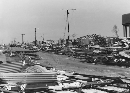 Cyclone Tracy facts