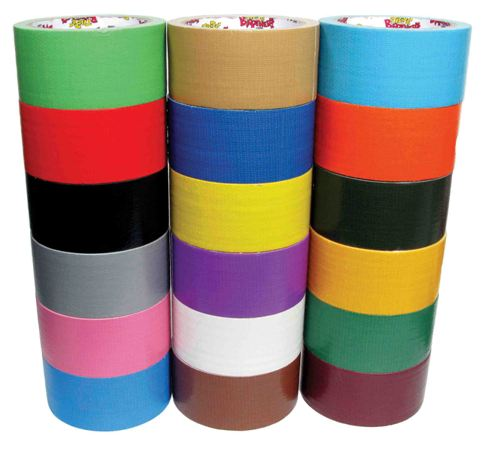 Duct tape Colorful