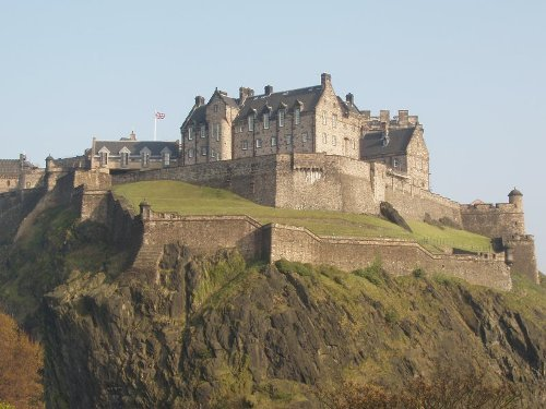 Edinburgh castle princes 10 Interesting Edinburgh Castle Facts