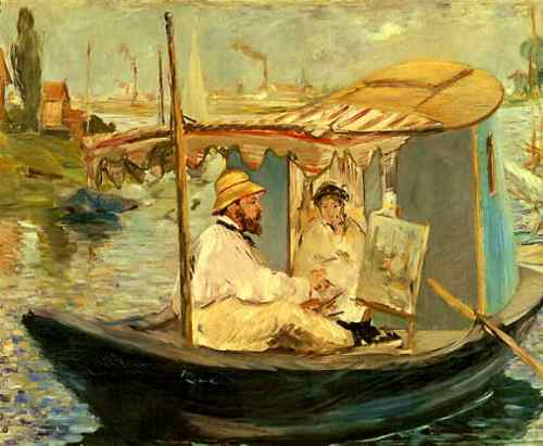 Edouard Manet Facts