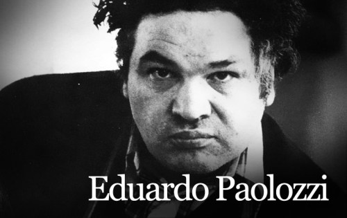 Eduardo Paolozzi facts