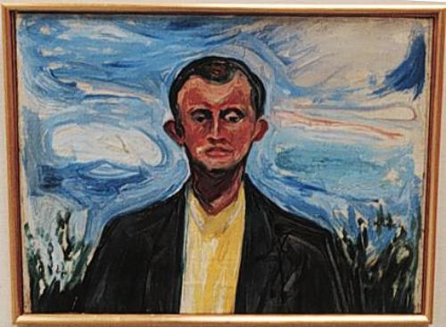 Edvard Munch Painting
