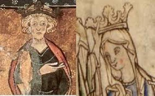 Edward the Confessor and Wife