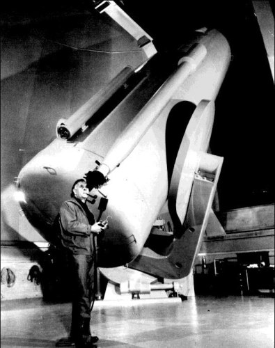 Edwin Hubble facts