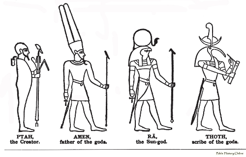 10 Interesting Egyptian Gods Facts  My Interesting Facts
