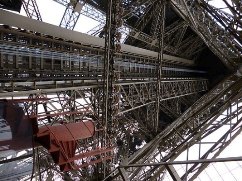 Eiffel Tower Iron