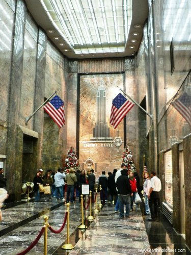 Empire State Building Inside