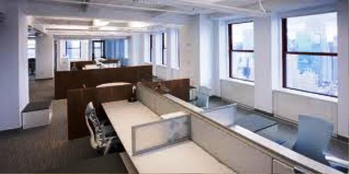 Empire State Building Office