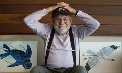 Eric Carle 10 Interesting Eric Carle Facts