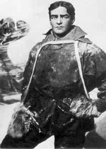 Ernest Shackleton Pic