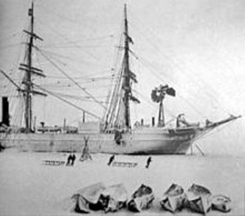 Ernest Shackleton Ship