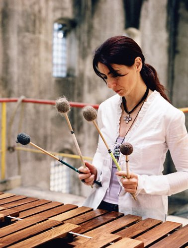 Evelyn Glennie Music