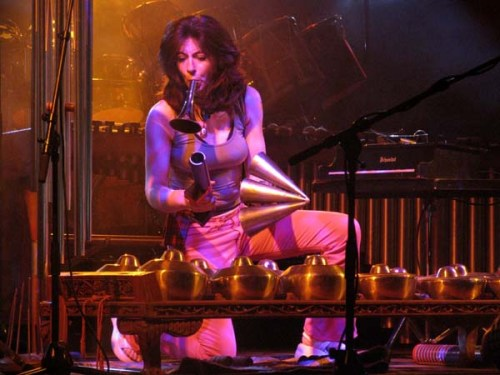 Evelyn Glennie Show