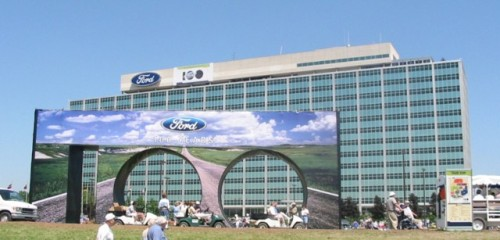 Ford Motor Company Now