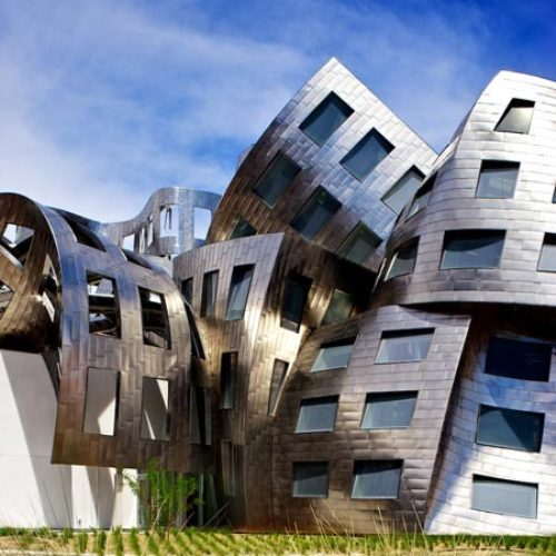 10 interesting frank gehry facts my interesting facts. Black Bedroom Furniture Sets. Home Design Ideas