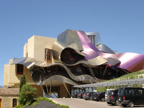 Frank Gehry Unique