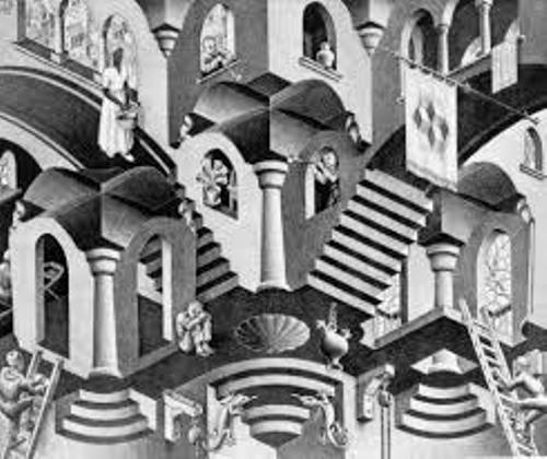 MC Escher Facts