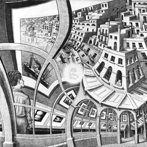 MC Escher Pic