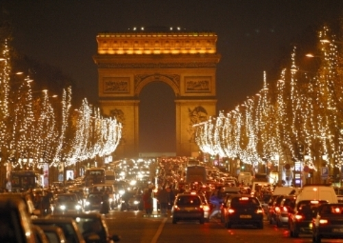 French Christmas Pic