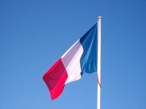 French Speaking Countries Flag