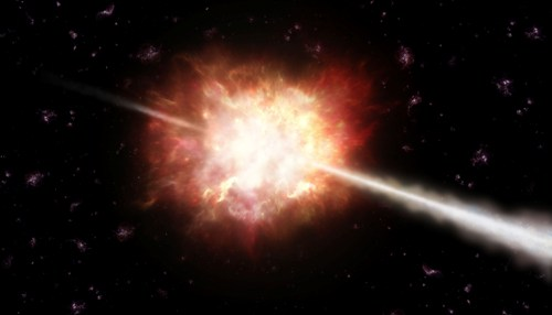 Gamma Ray Burst1 10 Interesting Gamma Rays Facts