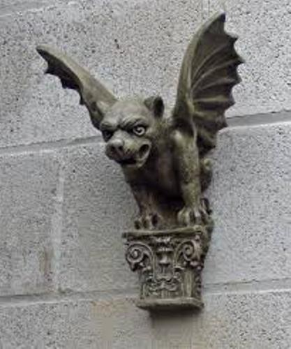 Gargoyle Facts